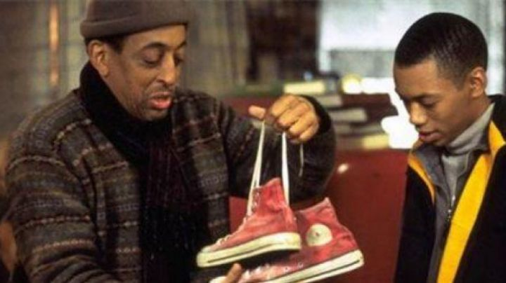 The Chuck Taylors All Star Classic Gregory Hines in The Red Sneakers - Movie Outfits and Products