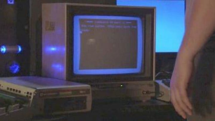 The Commodore 64 in Control Alt Delete - Movie Outfits and Products