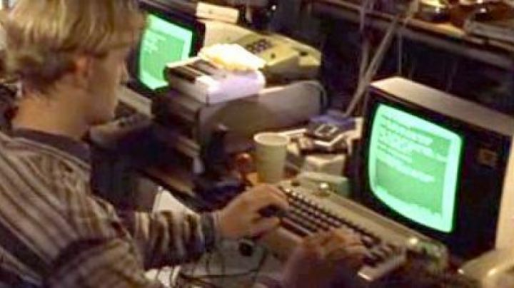 The Commodore 64 used by Karl in 23 - Movie Outfits and Products