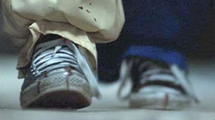 The Converse of Michael Myers in Halloween