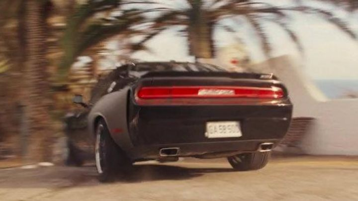 The Dodge Challenger, Dominic Toretto (Vin Diesel) in Fast & Furious 6 - Movie Outfits and Products