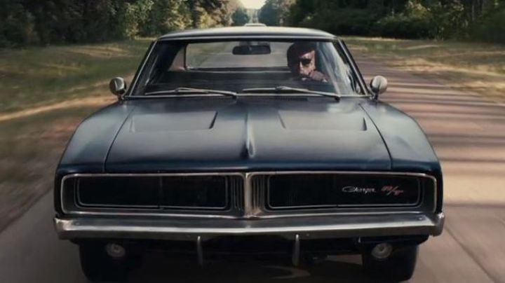 The Dodge Charger RT of Kurt Russel in Grindhouse: Death Proof - Movie Outfits and Products