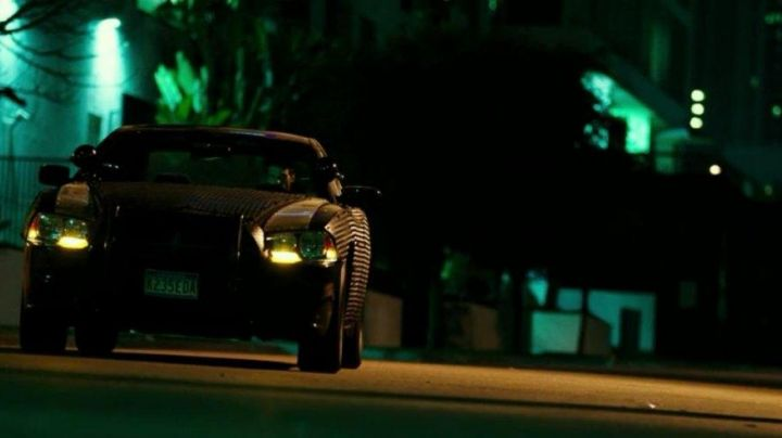 The Dodge Charger of Frank Grillo in American Nightmare 2 : Anarchy - Movie Outfits and Products