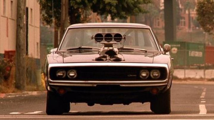 The Dodge Charger of Vin Diesel in The Fast and The Furious - Movie Outfits and Products