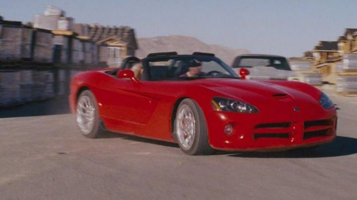 The Dodge Viper, Bryan (Zachery Ty Bryan ) in Fast and Furious : Tokyo Drift - Movie Outfits and Products