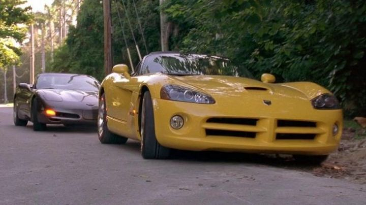 The Dodge Viper in 2 Fast 2 Furious - Movie Outfits and Products