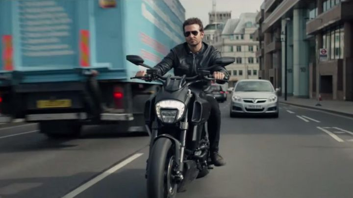 The Ducati of Bradley Cooper in Burnt - Movie Outfits and Products