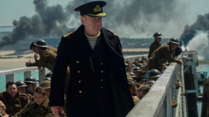 The East pier at Dunkirk where we can see the soldiers wait for the English boats in Dunkirk - Movie Outfits and Products