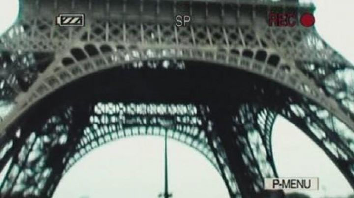 The Eiffel Tower in The holidays of Mr Bean (Rowan Atkinson) - Movie Outfits and Products