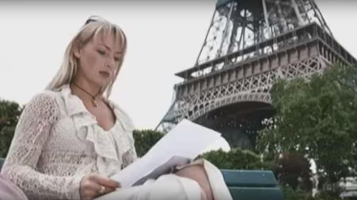 The Eiffel Tower in the Werewolf of Paris - Movie Outfits and Products