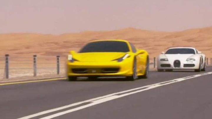 The Ferrari 458 of Tej Parker in Furious 7 - Movie Outfits and Products