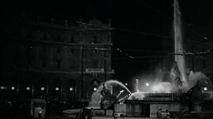 The Fontana delle Naiadi Rome in Roman Holiday - Movie Outfits and Products
