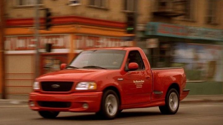 The Ford F-150 Brian O'conner (Paul Walker) in The Fast and The Furious - Movie Outfits and Products