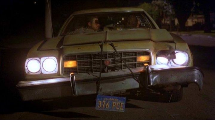 The Ford Gran Torino of Jeff Bridges in The Big Lebowski - Movie Outfits and Products