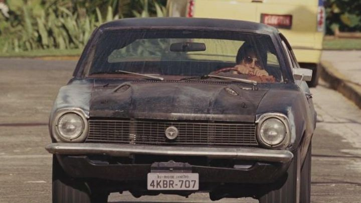 The Ford Maverick Han (Sung Kang) in Fast & the Furious 5 - Movie Outfits and Products