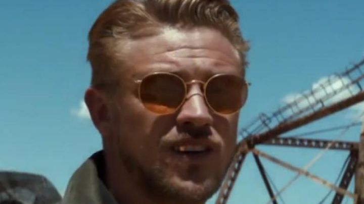 The Glasses Donald Pierce ( Boyd Holbrook ) in Logan - Movie Outfits and Products