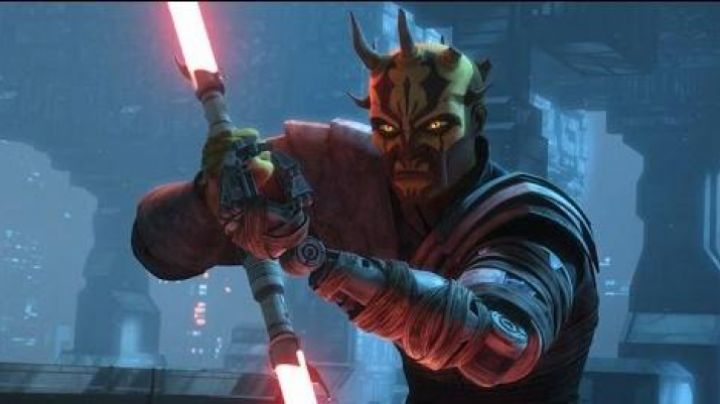 Fashion Trends 2021: The Holding of Savage Opress in Star Wars : The Clone Wars