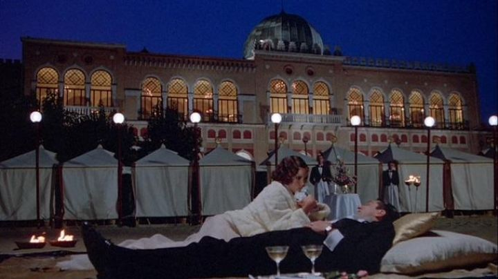 The Hotel Excelsior Venice in It was a time in America - Movie Outfits and Products