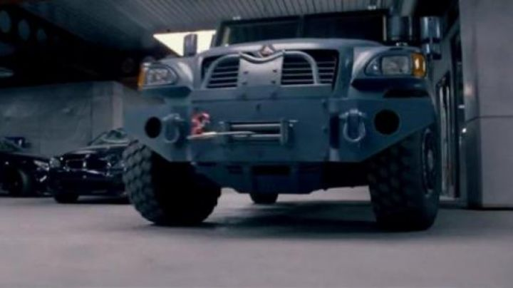 The International MXT-MV in Fast and Furious 6 - Movie Outfits and Products