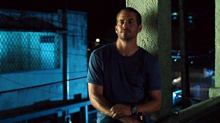 The Jaeger-LeCoultre calibre of Brian O'conner (Paul Walker) in Fast & the Furious 5 movie