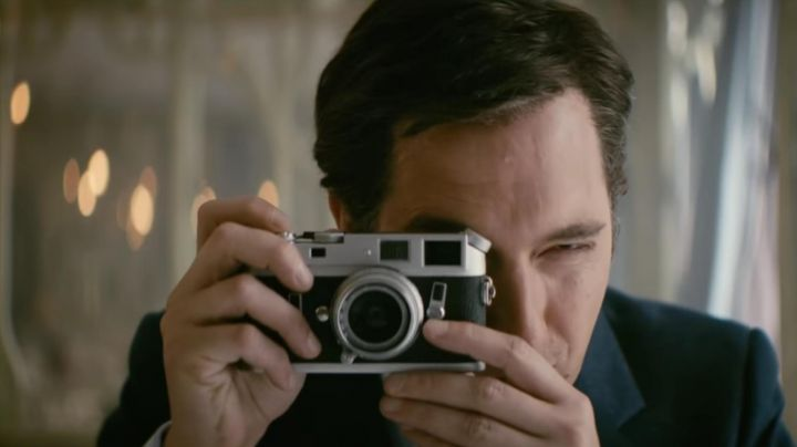 The Leica M7 of Guillaume Gallienne in Yves Saint Laurent movie