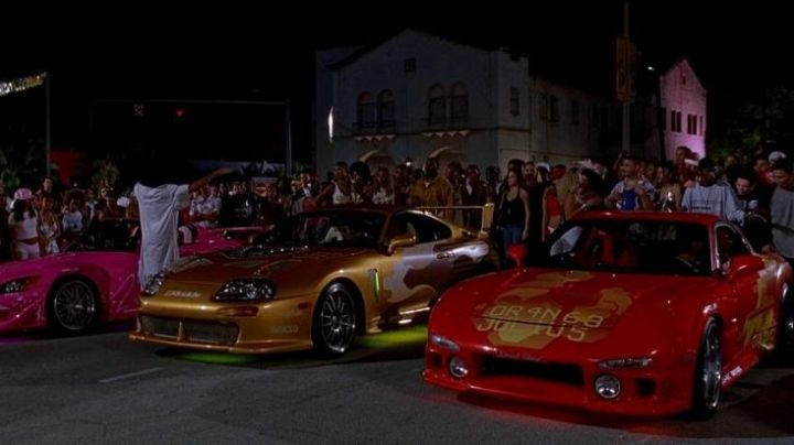 The Mazda RX-7 in 2 Fast 2 Furious - Movie Outfits and Products