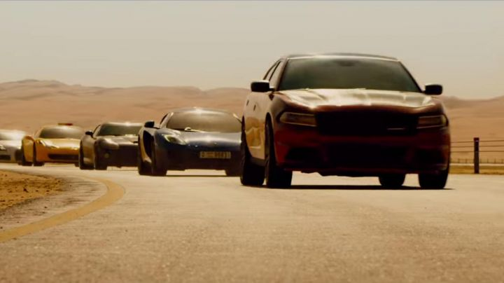 Fashion Trends 2021: The McLaren 12C of Michelle Rodriguez in Furious 7