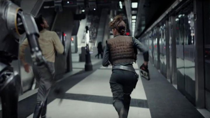 Fashion Trends 2021: The Metro station at Canary Wharf in London, which is a imperial base in Rogue One : A Star Wars Story