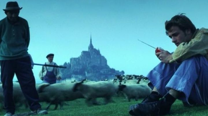 The Mont Saint-Michel in Armageddon - Movie Outfits and Products