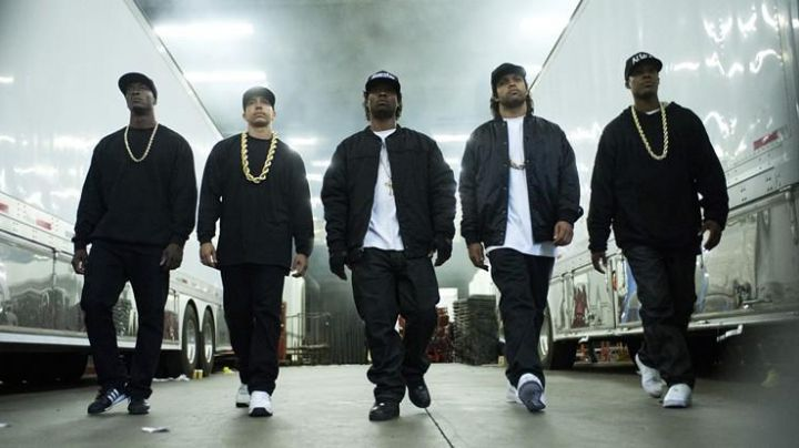 Fashion Trends 2021: The Nike Air Force 1 in NWA : Straight Outta compton