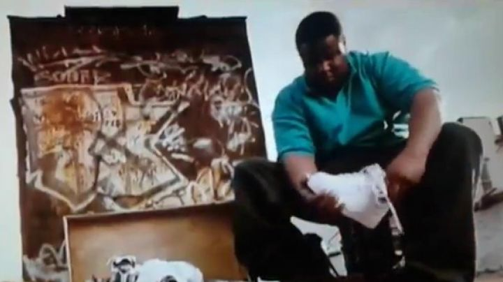 Fashion Trends 2021: The Nike Air Force One of Notorious Big in Notorious Big : No Dream is too big