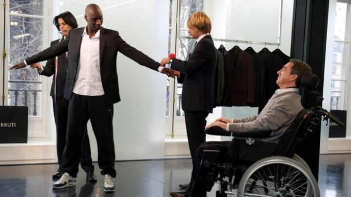 Fashion Trends 2021: The Nike Air Max 1 of Omar Sy in Intouchables