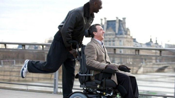 Fashion Trends 2021: The Nike Air Max of Omar Sy in Intouchables