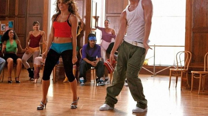 Fashion Trends 2021: The Nike Air force 1 of Channing Tatum in Sexy dance