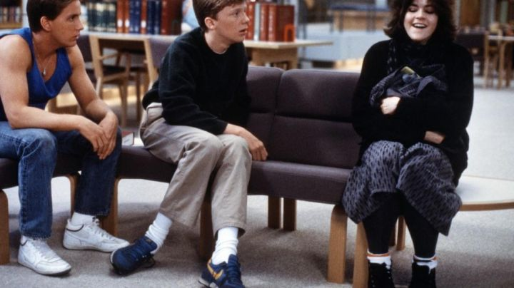 Fashion Trends 2021: The Nike Brian Johnson in The Breakfast Club