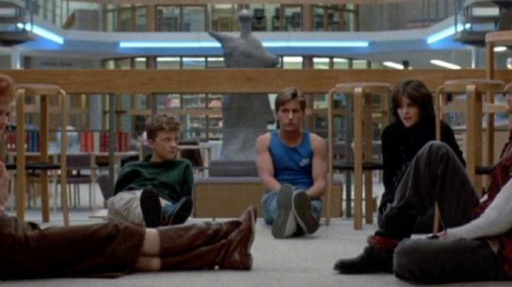 Fashion Trends 2021: The Nike Internationalist worn by Brian Johnson (Anthony Michael Hall) in the Breakfast Club