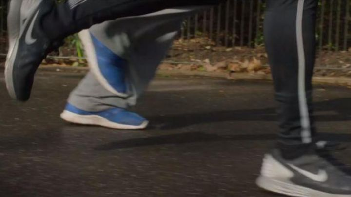 Fashion Trends 2021: The Nike Lunarglide 6 Benjamin Asher in The Fall of London