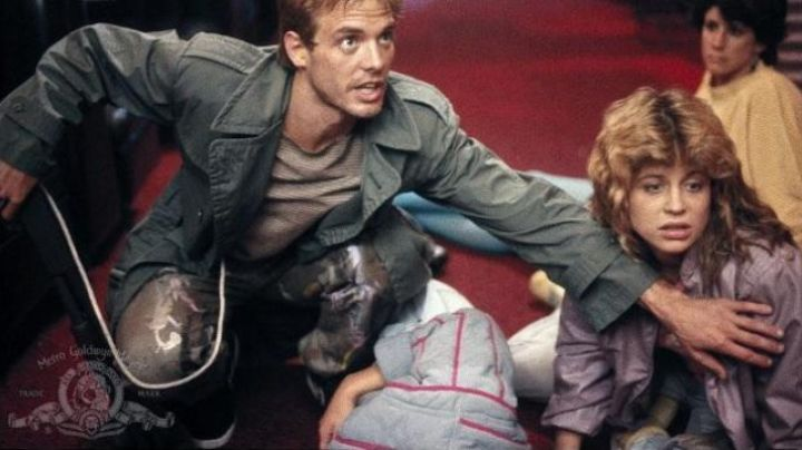 Fashion Trends 2021: The Nike Vandal High worn by Kyle Reese in the Terminator