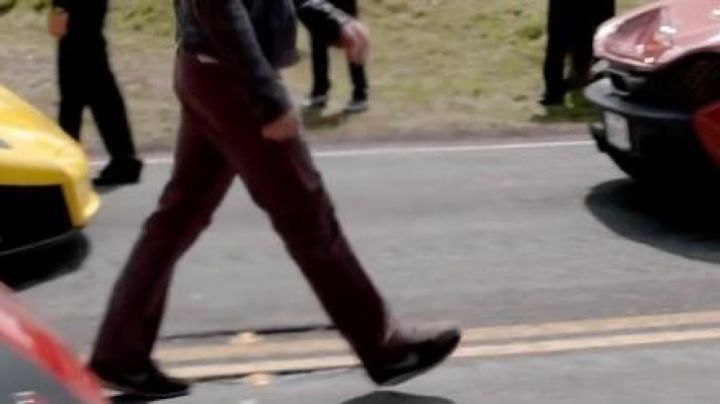 Fashion Trends 2021: The Nike black Aaron Paul in Need For Speed