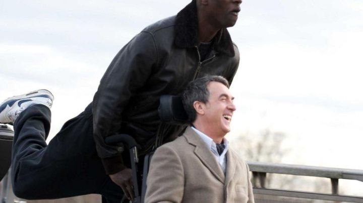 Fashion Trends 2021: The Nike shoes of Omar Sy in the movie the Untouchables
