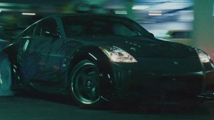 The Nissan Fairlady DK (Brian Tee in The Fast and The Furious: Tokyo Drift - Movie Outfits and Products
