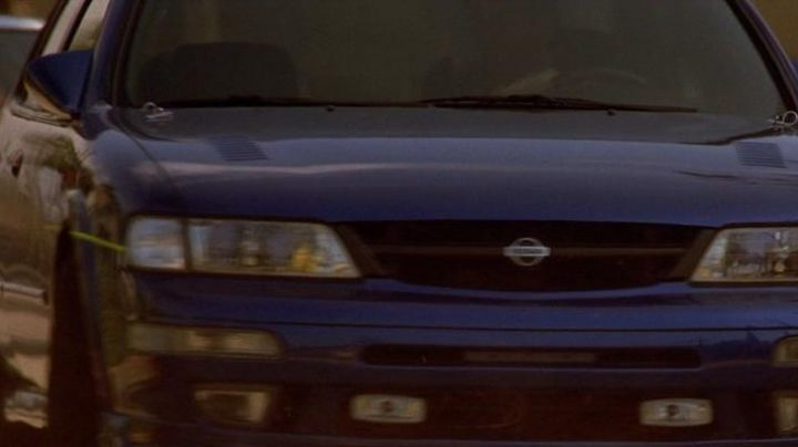 The Nissan Maxima Vince (Matt Schulze) in The Fast and The Furious - Movie Outfits and Products