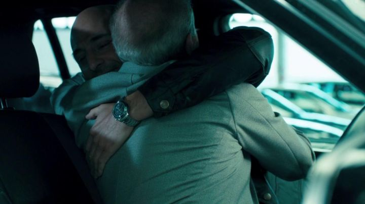 Fashion Trends 2021: The Omega watch Mark Strong in Welcome to the punch