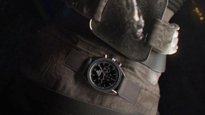 Fashion Trends 2021: The Omega watch Speedmaster from George Clooney in Gravity