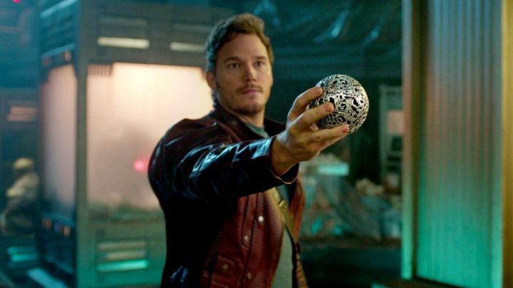 The Orb  as seen in Guardians of the Galaxy - Movie Outfits and Products