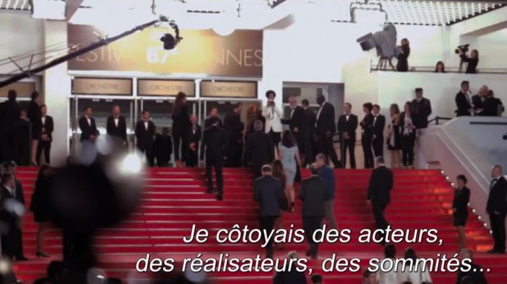 The Palais des Festivals, Boulevard de la Croisette, Cannes, in The great game - Movie Outfits and Products