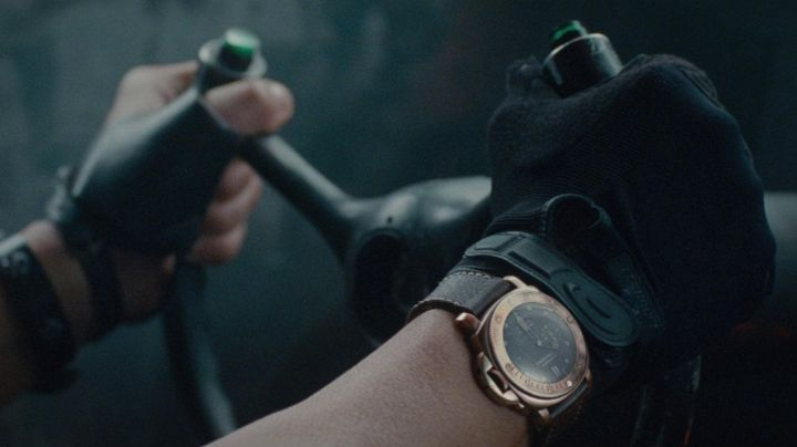 Fashion Trends 2021: The Panerai watch Sylvester Stallone in the Expendables 2
