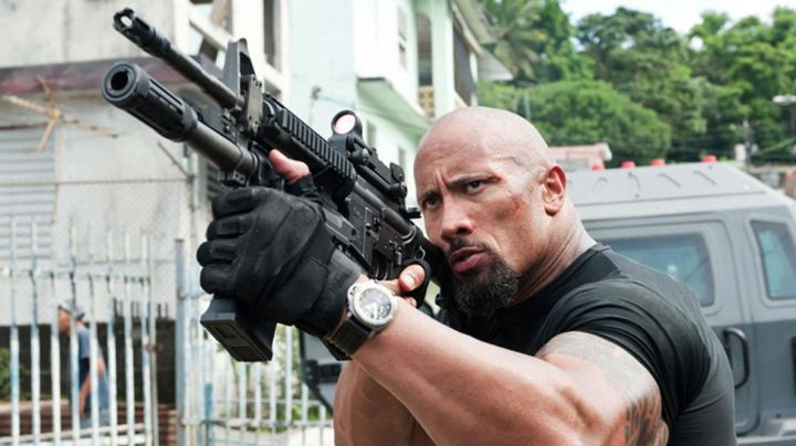 Fashion Trends 2021: The Panerai watch of Hobbs (Dwayne Johnson) in Fast & the Furious 5