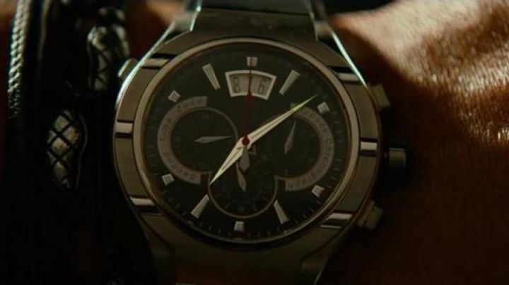The Piaget Polo FortyFive Will Smith in Diversion - Movie Outfits and Products