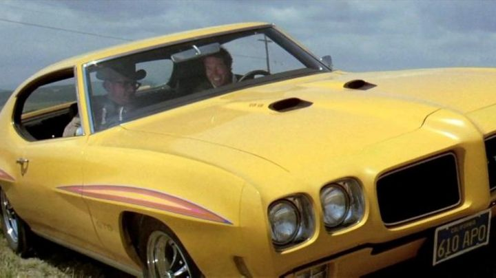 The Pontiac GTO Judge of Warren Oates in Two-Lane Blacktop - Movie Outfits and Products